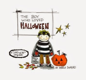 The Boy Who Loved Halloween