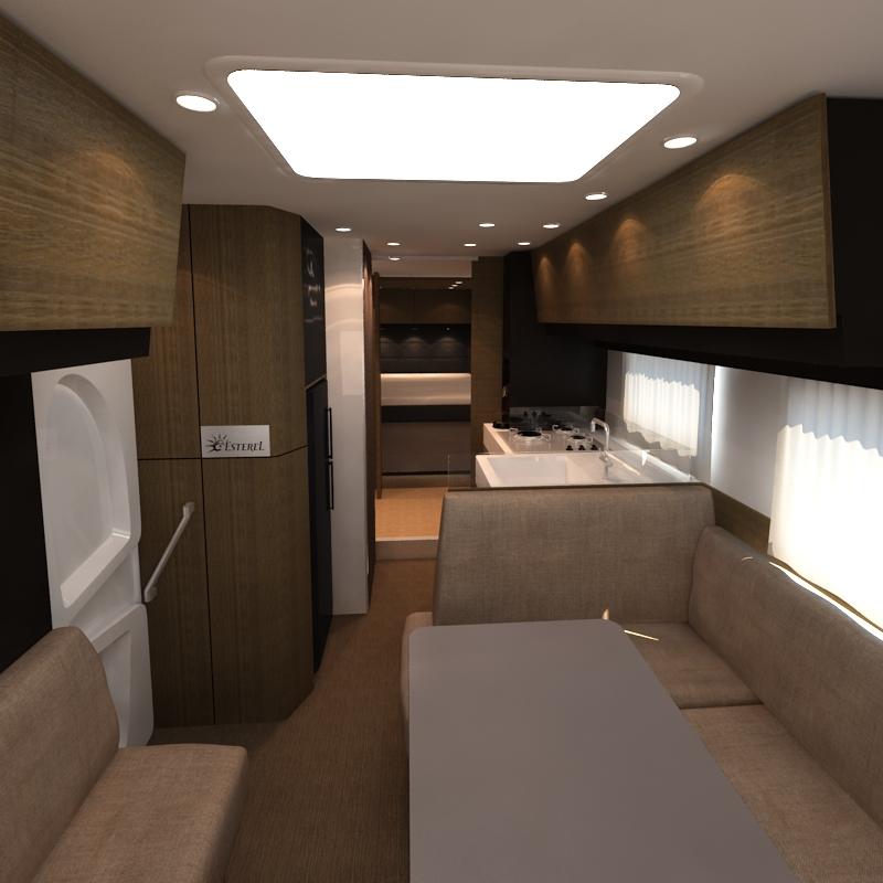 once upon a time camping car esterel annonce presse gamme 2012 beverley 880. Black Bedroom Furniture Sets. Home Design Ideas