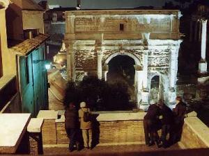 Eventi e Visite Guidate serali Roma: Colosseo e Fori Imperiali 24/7/2013