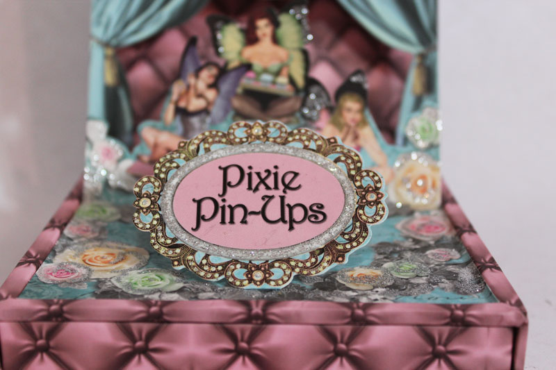 too faced3 Palette Pixie Pin Ups da Too Faced