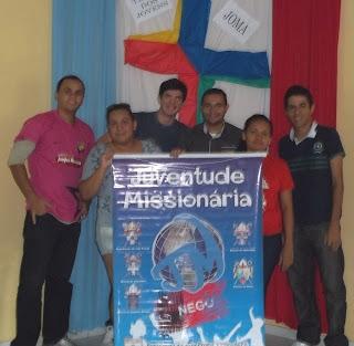 Juventude Missionária da Paraíba forma líderes diocesanos