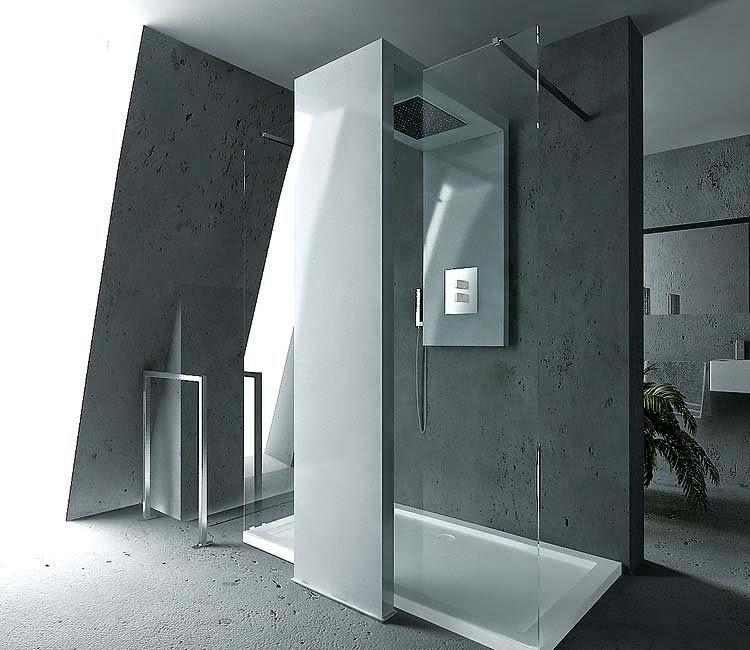 ducha con calefaccin incorporada