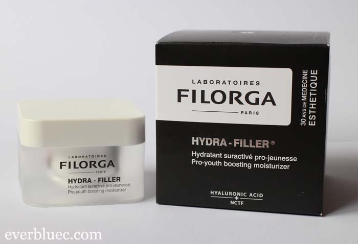 review filorga hydra filler pro youth boosting moisturizer. Black Bedroom Furniture Sets. Home Design Ideas