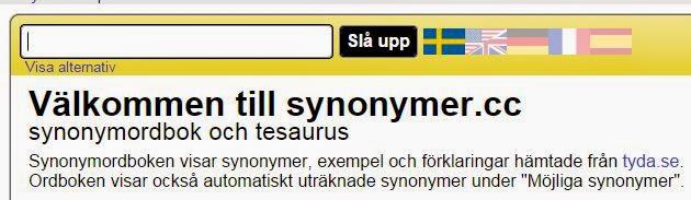 http://synonymer.cc/
