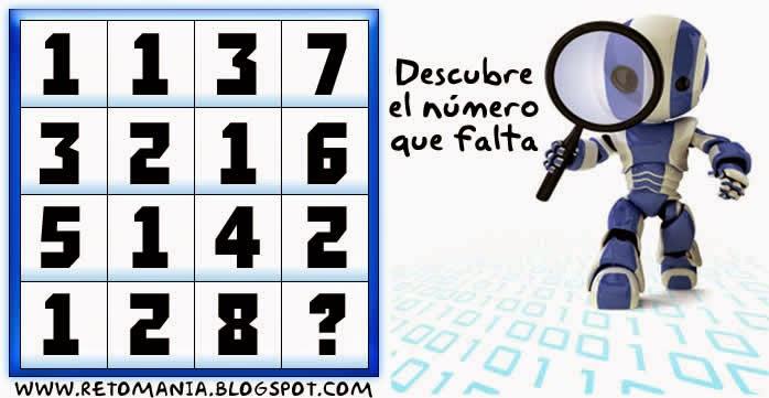 Descubre el Número, El Número Oculto, Retos Matemáticos, Desafíos Matemáticos, Problemas Matemáticos, Problemas de lógica, Problemas para pensar, Retos Matemáticos para niños, Retos Matemáticos con solución