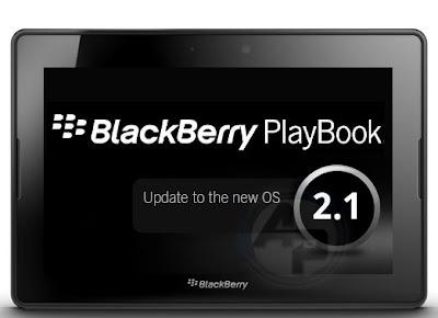Research In Motion (RIM) presentó hoy BlackBerry® PlayBook™ OS 2.1. Esta actualización, que está disponible solo para el tablet BlackBerry PlayBook basado en Wi-Fi, ofrece una gama de nuevas capacidades y características de seguridad para los consumidores, empresas y desarrolladores. Con BlackBerry PlayBook OS 2.1, los clientes tendrán la posibilidad de: Asegurar todos los datos del tablet; la encriptación de nivel empresarial puede ahora extenderse para asegurar los datos personales almacenados en el dispositivo Enviar textos vía SMS utilizando la nueva versión de BlackBerry® Bridge™ (versión 2.1). Con esta nueva funcionalidad, los clientes pueden enviar un texto desde su tablet