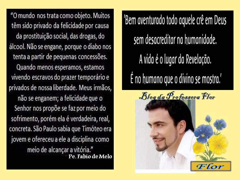 20 Frases Do Padre Fabio De Melo