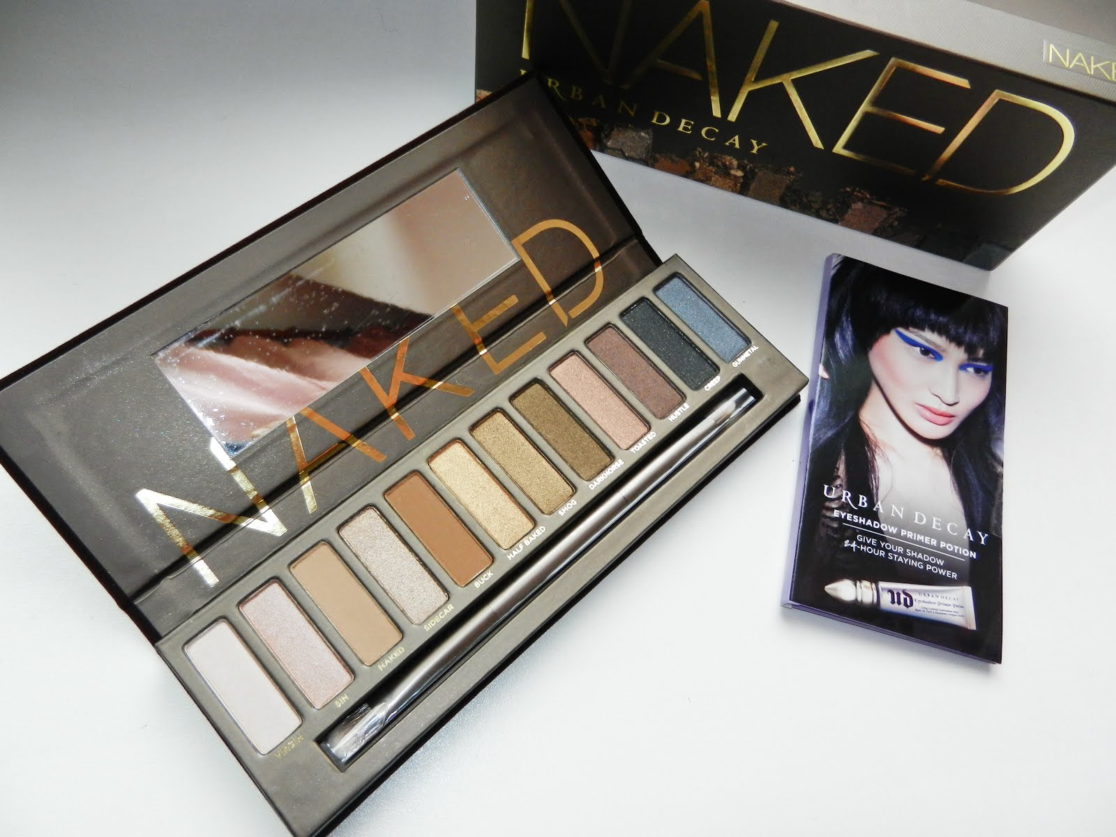 ПРОДАЮ Urban Decay Naked Palette