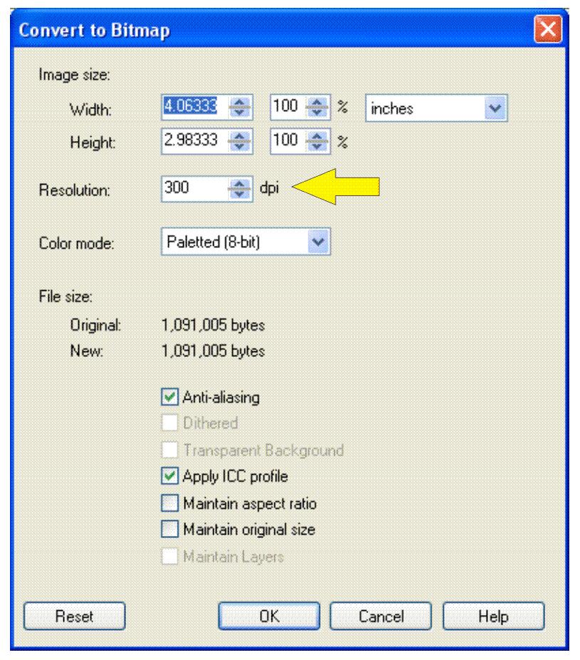 Cara Export Gambar Di Corel Draw