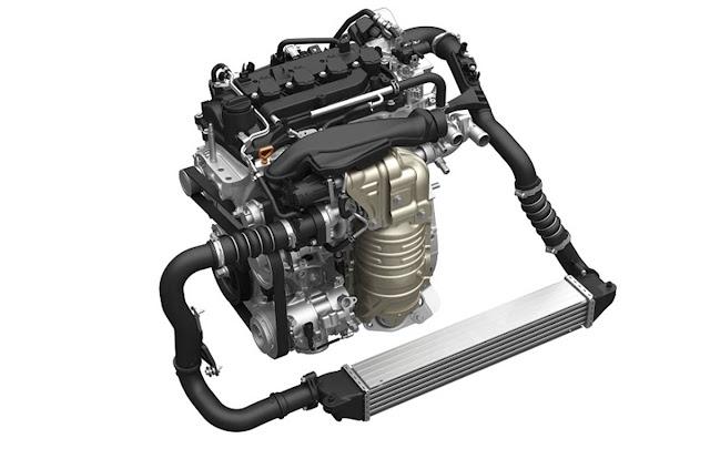 Motor Honda 1.5 VTEC Turbo