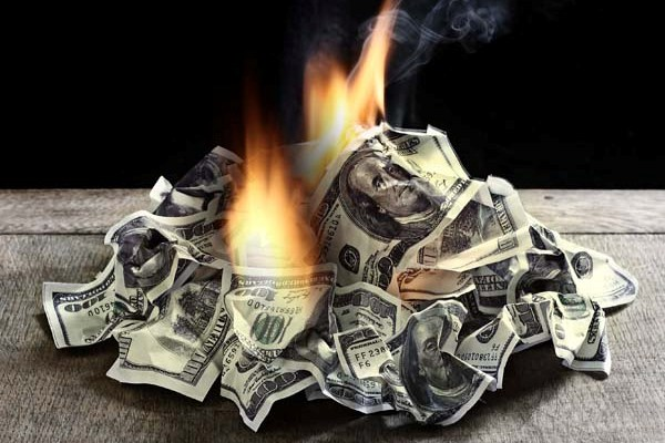 Как я искал способ заработать деньги в интернете и потерял около 45000 рублей