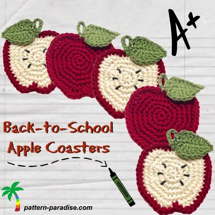 http://pattern-paradise.com/2014/08/22/free-crochet-pattern-back-school-teachers-treat/#_a5y_p=2271677