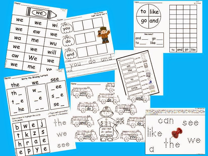 http://www.teacherspayteachers.com/Product/Wonders-Reading-Sight-Word-Practice-for-Kindergarten-873528