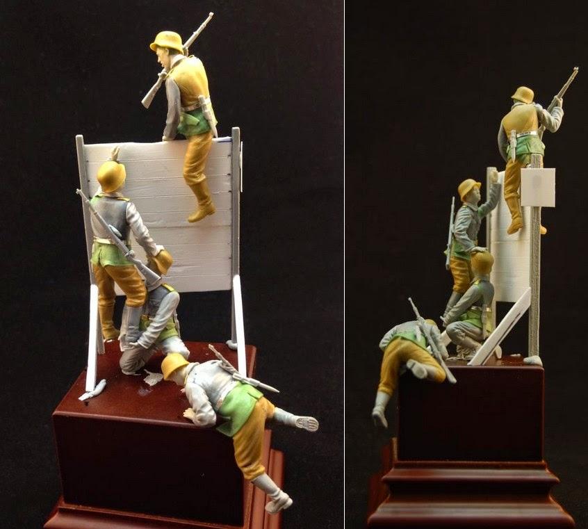Jumping Like Frogs!. Lindau 1939 por Jorge Jaldón