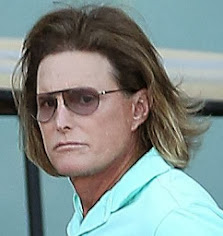 BRUCE JENNER IS LOOKING REAL PRETTY