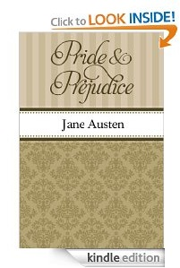 Pride and Prejudice by Jane Austen free kindle ebook