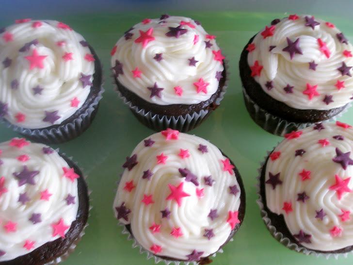 Cupcake Constelações