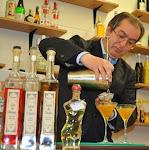 """Cocktail """"Algarve Maravilhoso"""" by Francisco Guerreiro. 2011"""