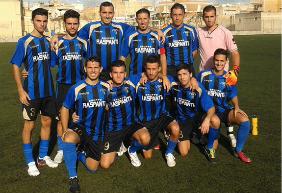 Bagheria play in Prima Categoria, the eighth tier of Italian football