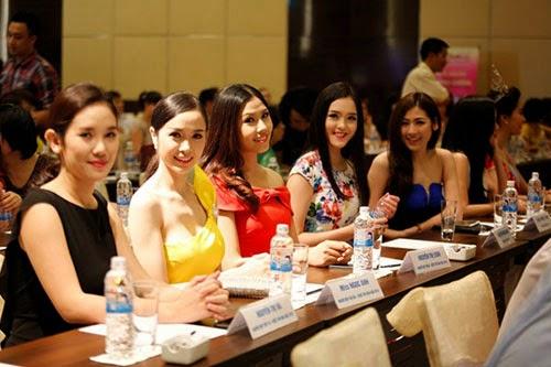Hoa hậu Việt Nam 2014 tổ chức tại Phú Quốc