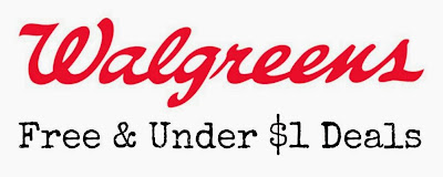 Walgreen's FREE and Under $1 Deals -- 12/25-12-28