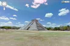 México en Google Street View: se pueden visitar zonas arqueológicas