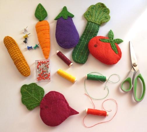 Como hacer frutas con fieltro imagui for Como armar mi cocina