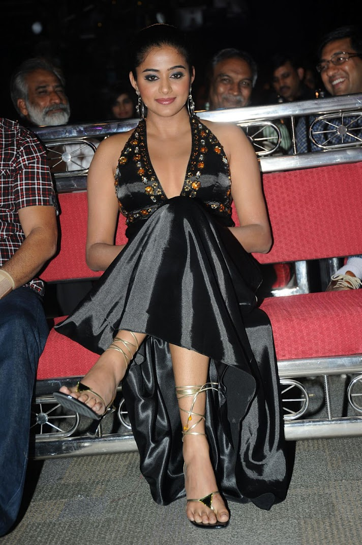 Priyamani Hot Stills in Black from Awards