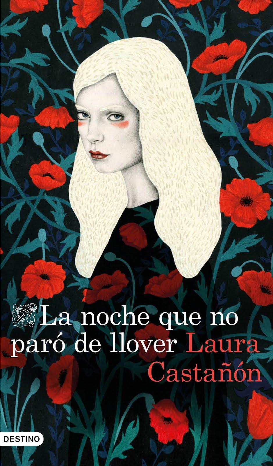 Lectura de La noche que no paró de llover de Laura Castañón