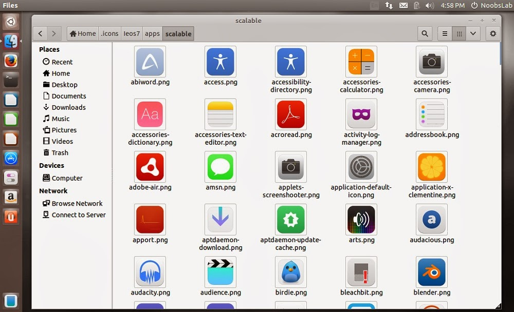 icons ie0S7