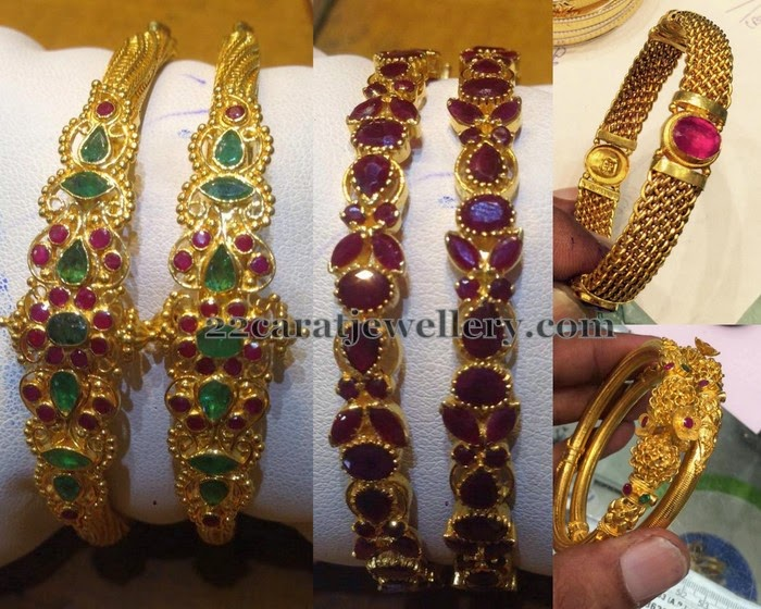 Antique Kada and Bangles