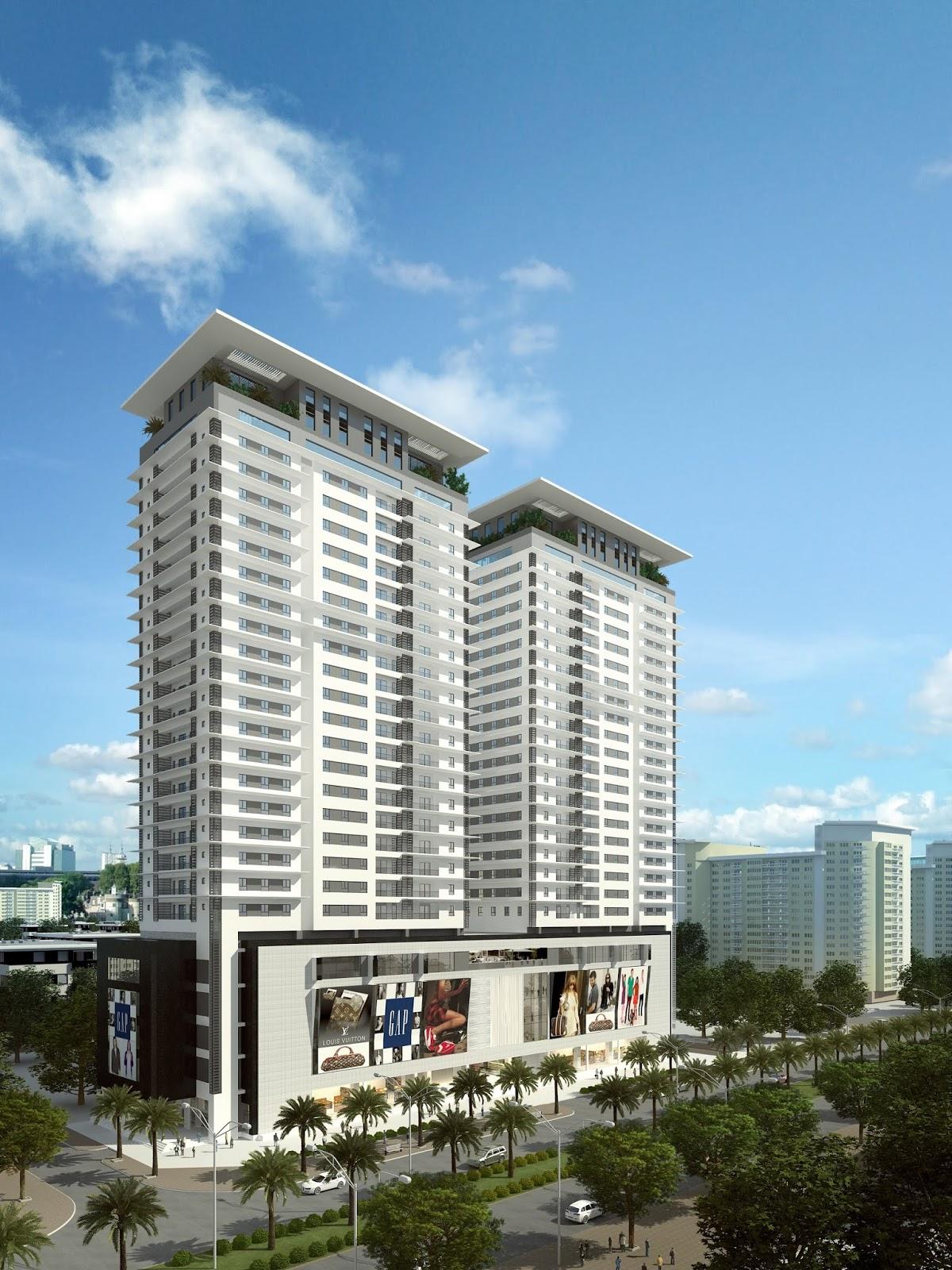 Chung Cư Times Tower Lê Văn Lương