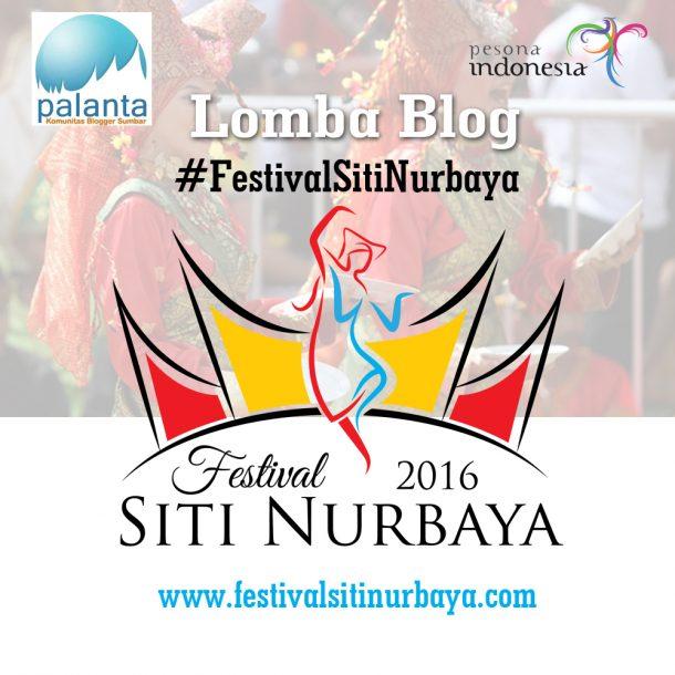 Festival Siti Nurbaya
