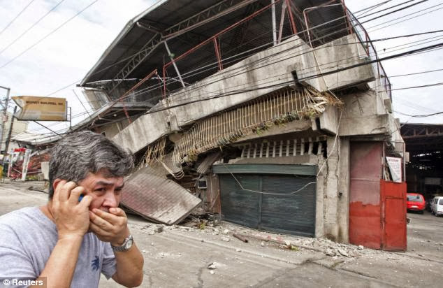 BOHOL EARTHQUAKE 16