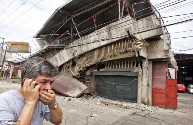 BOHOL EARTHQUAKE 16