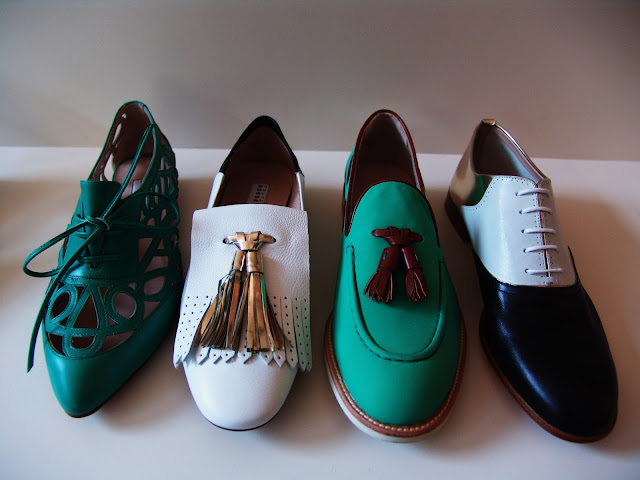 Fratelli Rossetti is well awear of two big upcoming trends; Tassels & Mint/Sage Colours