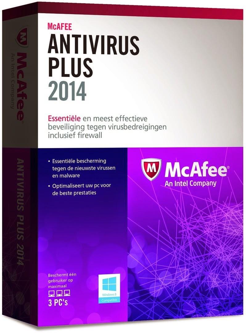 تحميل برنامج مكافي انتي فيرس بلس وشرح بالفيديو كيفية تفعيله مجاناً لمدة 6 شهور McAfee AntiVirus Plus