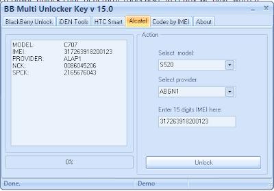 tools zte unlock code calculator