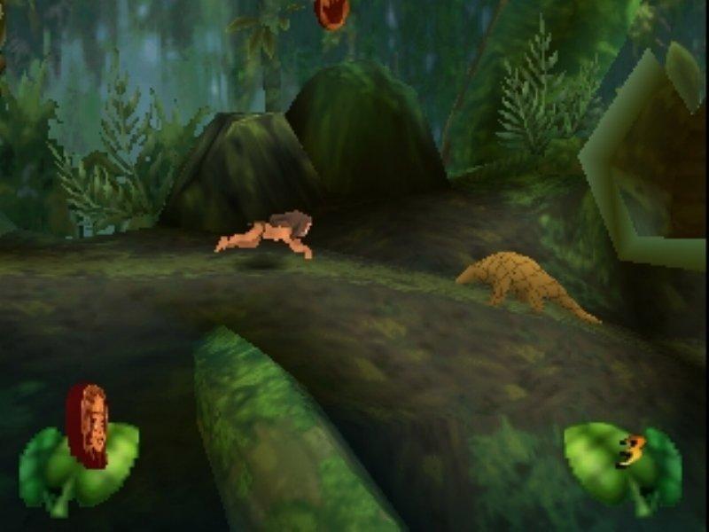 Disney's Tarzan Game ScreenShot