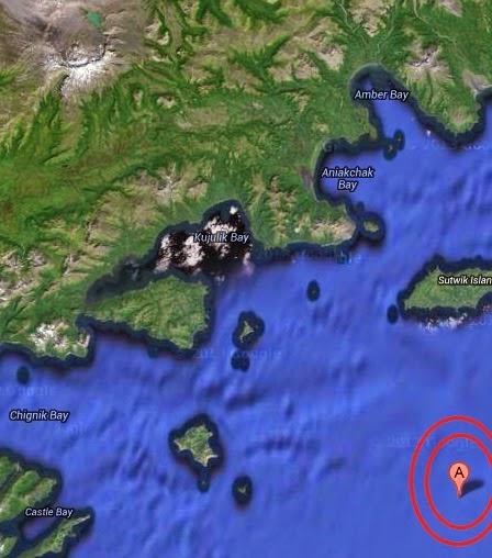Magnitude 3.0 Earthquake of Chignik Lake, Alaska 2014-09-14