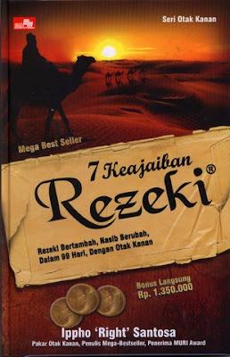Gratis Download Buku eBook 7 keajaiban rezeki