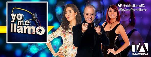 Ecuador - Yo me Llamo - Teleamazonas