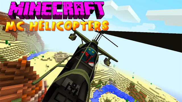 MC Helicopter 1.7.10