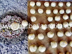 Fursecuri cu seminte preparare reteta - biluta turtita