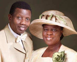 """""""You Can Slap Me, But Touch My Wife, I Will Kill You"""" – Pastor Adeboye"""