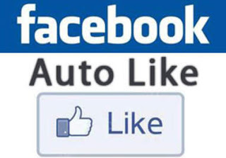 how to put script auto like facebook fans page on blog