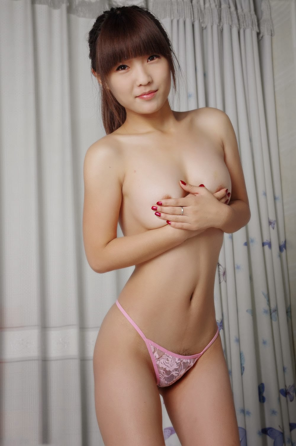 Nude Model Asian Ass And Naked Body