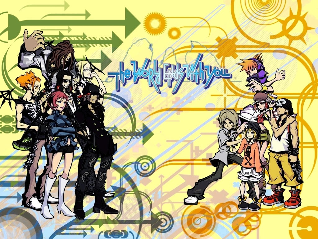 The World Ends With You Apk Data Tanpa Root