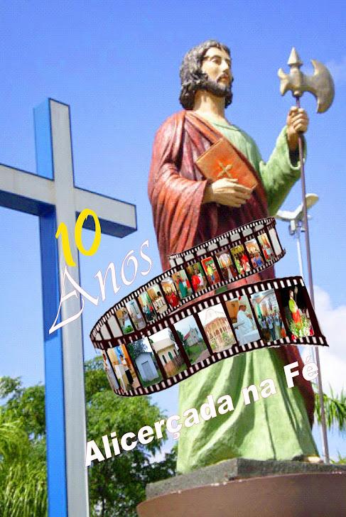 PARÓQUIA SÃO JUDAS TADEU - 10 ANOS