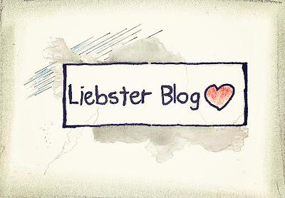 liebster award blog love
